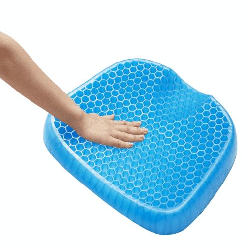 silikonski jastuk za sjedenje od gela
