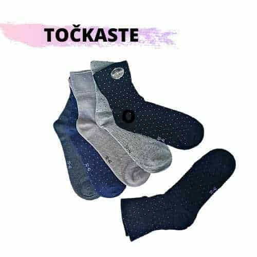 čarape-bez-ruba-tockaste