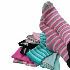 ženske čarape 12 pari