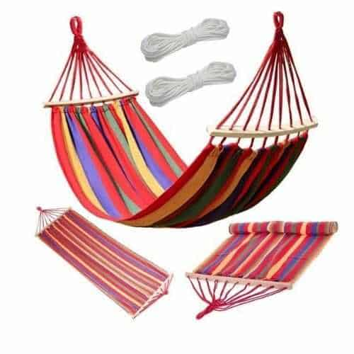 hammock- crveni